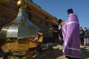 Золотые купола над Амуром