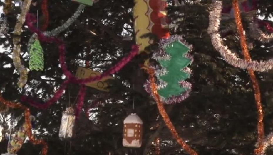 """В преддверии новогодних праздников съёмочная группа телеканала """"Смидович-ТВ"""" поинтересовалась у главы Смидовичского городского поселения, что будет организовано для жителей районного центра"""