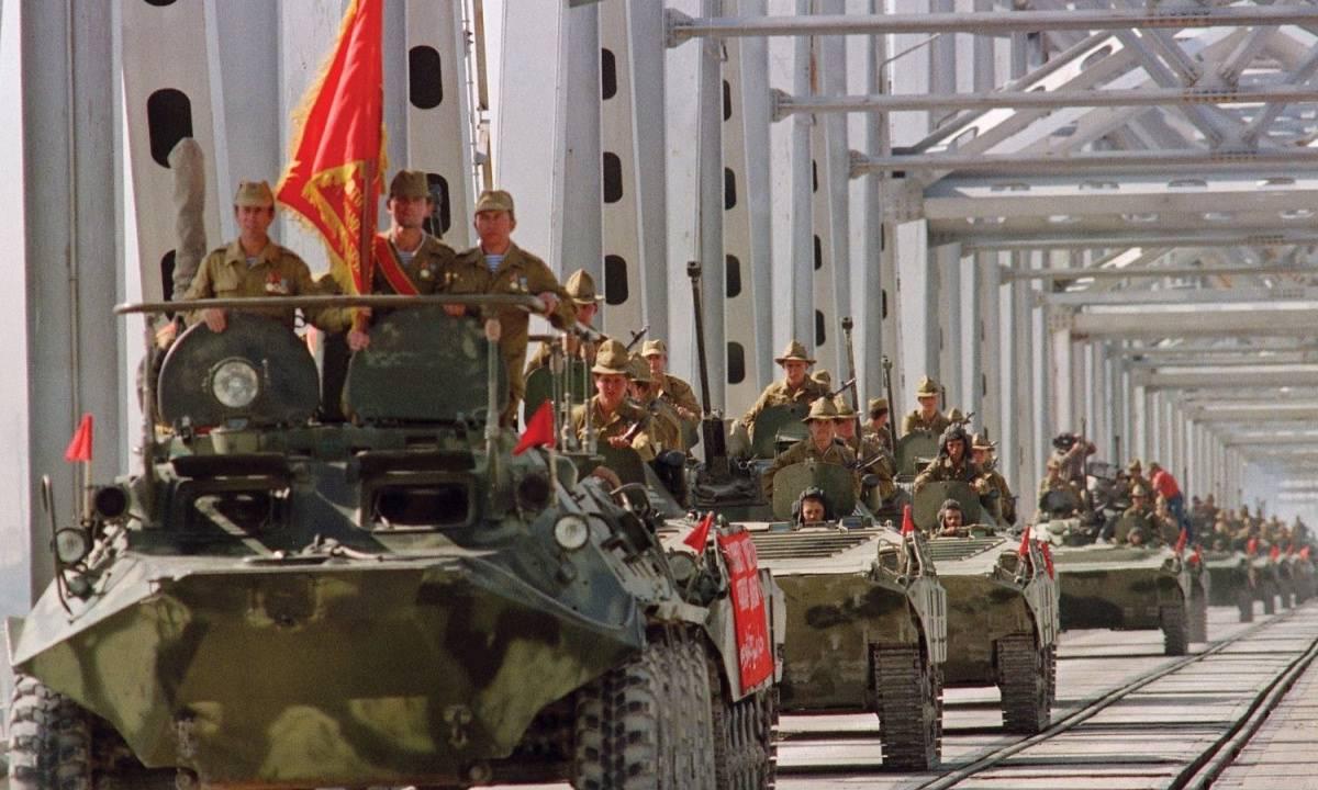 К 30-летию вывода воинов-интернационалистов из Афганистана