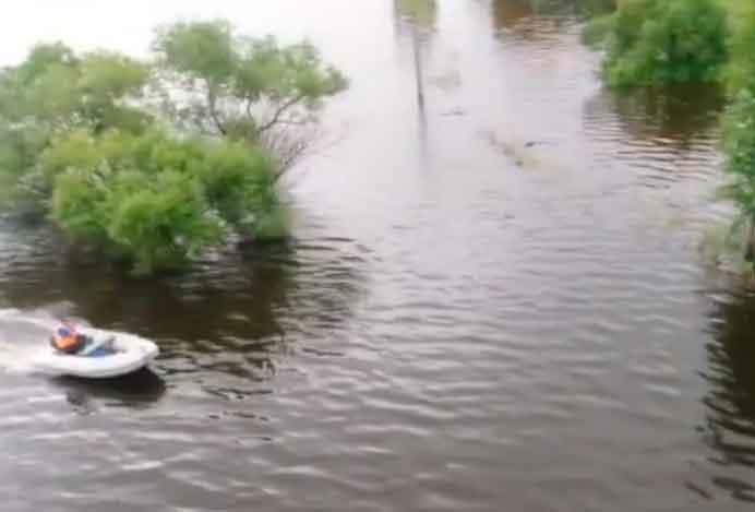 Мониторинг паводковой ситуации в Смидовичском районе