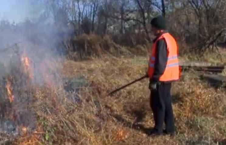 В преддверии пожароопасного сезона