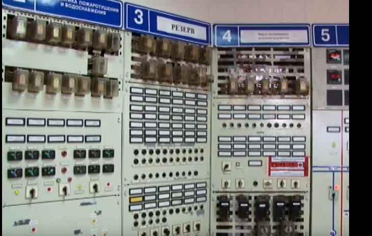 Новые технологии на Хабаровской подстанции ЛЭП 500