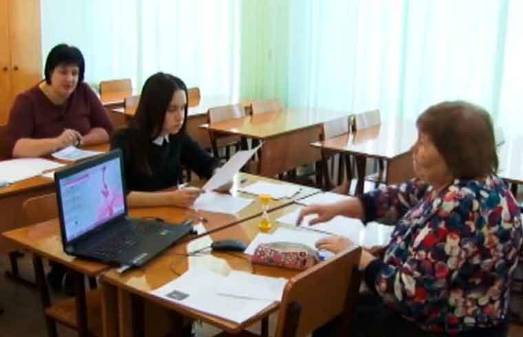 Пробный устный экзамен по русскому языку в 9 классах