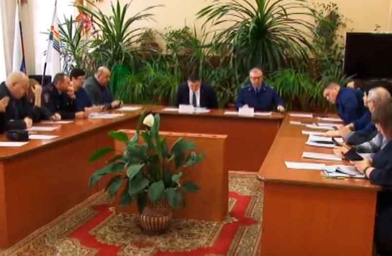 Совместное заседание по ЖКХ