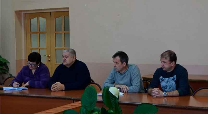 Очередное заседание по ЖКХ