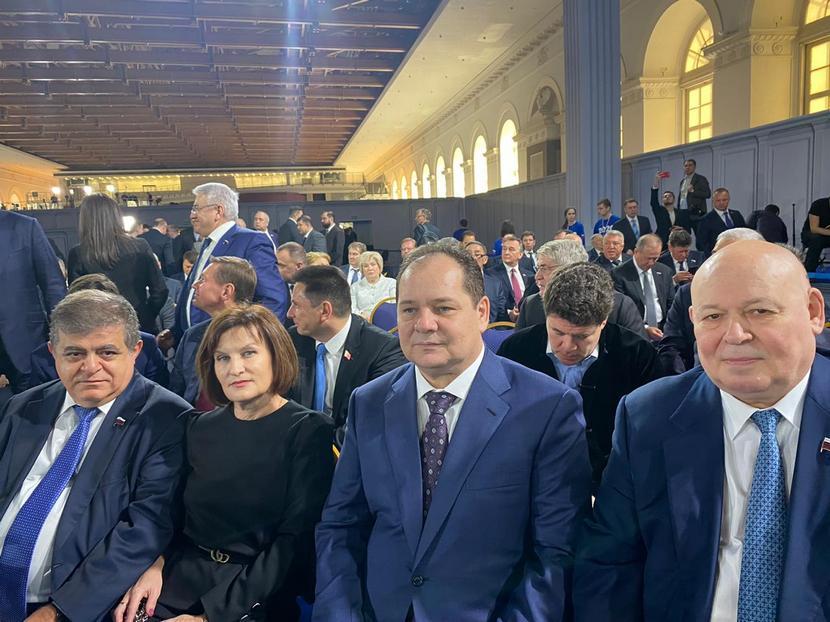 Ростислав Гольдштейн: Послание Президента – прямое указание к действию в интересах людей