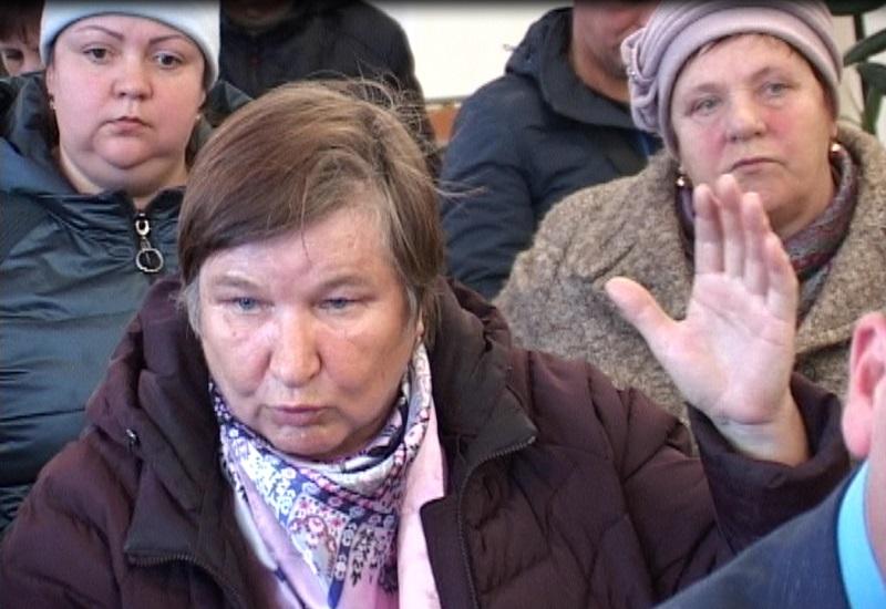 Глава Смидовичского района встретился с жителями Волочаевского сельского поселения