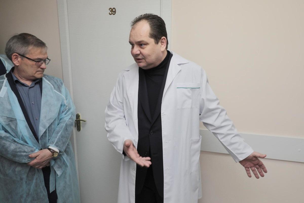 Ростислав Гольдштейн: «К осени 2022 года ЕАО планирует снизить дефицит врачей больше чем наполовину»