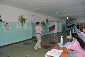 Жители Смидовичского района выражают своё мнение по поправкам в Конституцию Российской Федерации