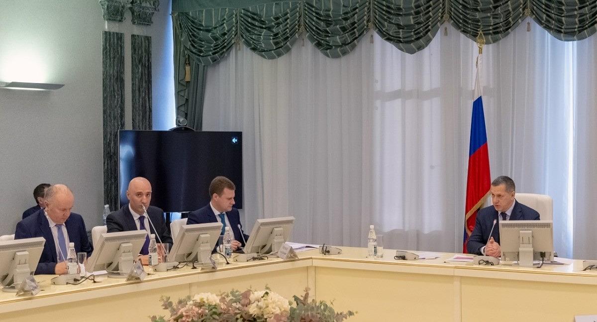 Юрий Трутнев: наши ресурсы должны перерабатываться на территории нашей страны